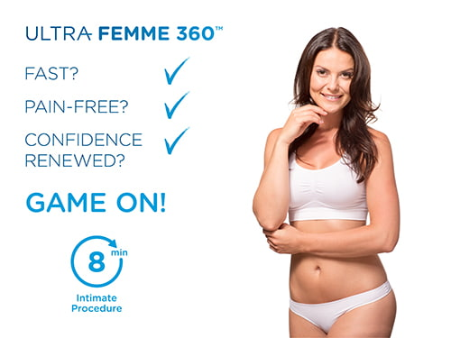 Ultra Femme 360 in Lancashire Clitheroe
